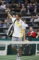 11-02-13, Tennis, Rotterdam, ABNAMROWTT, Daniel Brands.