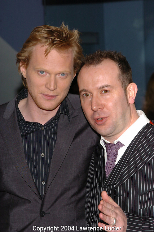 Paul Bettany and Paul McGuigan