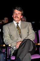 Montreal. CANADA -   April 4, 1992  File Photo -<br /> <br /> Jean Dore, Montreal Mayor attend the Union des Municipalites convention.<br /> <br /> File Photo : Agence Quebec Pressse - Pierre Roussel