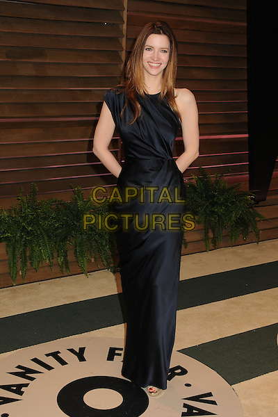 02 March 2014 - West Hollywood, California - Talulah Riley. 2014 Vanity Fair Oscar Party following the 86th Academy Awards held at Sunset Plaza. <br /> CAP/ADM/BP<br /> &copy;Byron Purvis/AdMedia/Capital Pictures