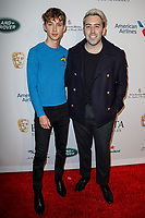 05 January 2019 - Los Angeles, California - Troye Sivan, Brett Leland McLaughlin. the BAFTA Los Angeles Tea Party held at the Four Seasons Hotel Los Angeles.          <br /> CAP/ADM<br /> ©ADM/Capital Pictures