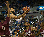 Nevada forward Cody Martin (11) shoots a layup against Little Rock in the second half of an NCAA college basketball game in Reno, Nev., Friday, Nov. 16, 2018. (AP Photo/Tom R. Smedes)