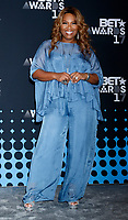 LOS ANGELES - JUN 25:  Mona Scott-Young at the 2017 BET Awards - Press Room at the Microsoft Theater on June 25, 2017 in Los Angeles, CA