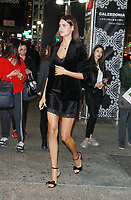 NEW YORK, NY October 18, 2017 Bojana Krsmanovic attend  Intimissimi flagship boutique opening at  New York October 18,  2017. Credit:RW/MediaPunch /NortePhoto.com