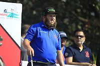 Andrew Johnston (ENG) in action on the 4th during Round 4 of the Hero Indian Open at the DLF Golf and Country Club on Sunday 11th March 2018.<br /> Picture:  Thos Caffrey / www.golffile.ie<br /> <br /> All photo usage must carry mandatory copyright credit (&copy; Golffile | Thos Caffrey)