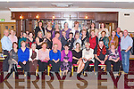 CHRISTMAS FUN: The volunteers of Recovery Haven enjoying a great time at their Christmas Party at the Kerins O'Rahillys clubhouse, Tralee on Thurday.