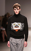 Wednesday, 9 January 2013. London, United Kingdom. Designer E. Tautz's catwalk show during London Collections: Men. Menswear fashion event which used to be part of London Fashion Week. Autum Winter 2013 collection. Photo credit: CatwalkFashion/Alamy Live News