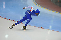 SPEED SKATING: SALT LAKE CITY: 22-11-2015, Utah Olympic Oval, ISU World Cup, Shani Davis, ©foto Martin de Jong