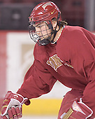Mike Handza - Reigning national champions (2004 and 2005) University of Denver Pioneers practice on Friday morning, December 30, 2005 before hosting the Denver Cup at Magness Arena in Denver, CO.