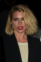 Billie Piper arriving for the photocall for Penny Dreadful, Renaissance Hotel, St Pancras, London. 12/05/2014 Picture by: Dave Norton / Featureflash