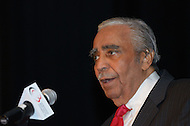 September22,2011  (Washington, DC)  Representative Charles B. Rangel (NY-10) at the 41st Annual Legislative Conference of the Congressional Black Caucus Foundation.   (Photo by Don Baxter/Media Images International)