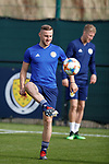 02.09.2019 Scotland u-21 training, Oriam, Edinburgh.<br /> Allan Campbell of Motherwell FC during training ahead of the upcoming UEFA European Under-21 Championship Qualifier against San Marino this Thursday evening in Paisley.