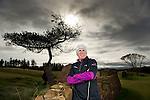Richie Ramsay winter instruction shoot at the Reneissance club at Archerfield Links<br /> Pic Kenny Smith, Kenny Smith Photography<br /> 6 Bluebell Grove, Kelty, Fife, KY4 0GX <br /> Tel 07809 450119,