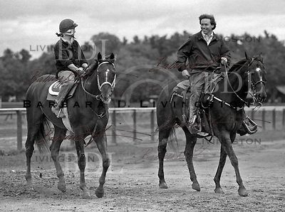 1986 at Saratoga Race Course.<br /> <br /> Talinum was sold for stud to Sweden.
