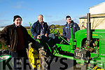 Moyvane Village Fesatival; Attending the Moyvane Village Festival on Sunday last were Pat Lynch, John O'Connor & Tim Lynch, all from Moyvane.