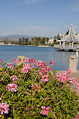 Stock photo of Irvine Lake Irvine California