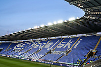 A general view of the Madejski stadium  <br /> <br /> Photographer Andrew Kearns/CameraSport<br /> <br /> The EFL Sky Bet Championship - Reading v Blackburn Rovers - Wednesday 13th February 2019 - Madejski Stadium - Reading<br /> <br /> World Copyright © 2019 CameraSport. All rights reserved. 43 Linden Ave. Countesthorpe. Leicester. England. LE8 5PG - Tel: +44 (0) 116 277 4147 - admin@camerasport.com - www.camerasport.com