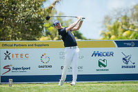 Justin harding (RSA) during the 1st round of the AfrAsia Bank Mauritius Open, Four Seasons Golf Club Mauritius at Anahita, Beau Champ, Mauritius. 29/11/2018<br /> Picture: Golffile | Mark Sampson<br /> <br /> <br /> All photo usage must carry mandatory copyright credit (&copy; Golffile | Mark Sampson)