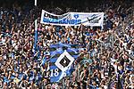 12.05.2018,  GER; 1.FBL Hamburger SV vs Borussia Moenchengladbach, im Bild die Hamburger Fans vor Spielbeginn Foto © nordphoto / Witke *** Local Caption ***