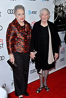 "LOS ANGELES, USA. November 21, 2019: Kathy Bates & Barbara Bobi Jewell at the world premiere for ""Richard Jewell"" as part of the AFI Fest 2019 at the TCL Chinese Theatre.<br /> Picture: Paul Smith/Featureflash"