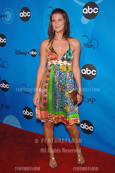What About Brian star SARAH LANCASTER at the Disney ABC TV All Star Party at Kidspace in Pasadena..July 19, 2006  Pasadena, CA.© 2006 Paul Smith / Featureflash