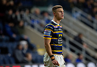 Leeds Rhinos' Ash Handley <br /> <br /> Photographer Alex Dodd/CameraSport<br /> <br /> Betfred Super League Round 6 - Leeds Rhinos v Toronto Wolfpack - Thursday 5th March 2020 - Headingley - Leeds<br /> <br /> World Copyright © 2020 CameraSport. All rights reserved. 43 Linden Ave. Countesthorpe. Leicester. England. LE8 5PG - Tel: +44 (0) 116 277 4147 - admin@camerasport.com - www.camerasport.com