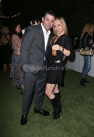 LOS ANGELES, CA - NOVEMBER 4: Michael Porter, Guest, at The 2017 Fluffball Benefiting Forgotten Horses Rescue! at The Lombardi House In Los Angeles, California on November 4, 2017. Credit: Faye Sadou/MediaPunch
