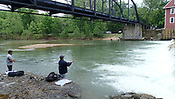 Outdoors: White Bass Fishing