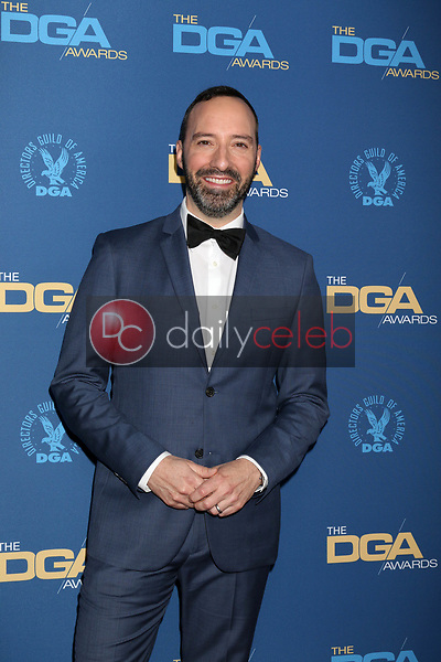Tony Hale<br /> at the 71st Annual Directors Guild Of America Awards, Ray Dolby Ballroom, Hollywood, CA 02-02-19<br /> David Edwards/DailyCeleb.com 818-249-4998