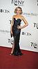 Nina Arianda attends th 66th Annual Tony Awards on June 10, 2012 at The Beacon Theatre in New York City.