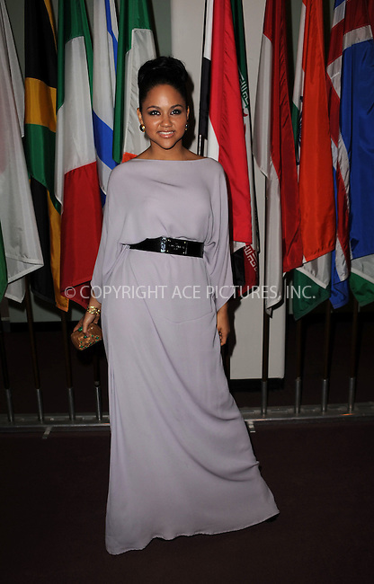 WWW.ACEPIXS.COM . . . . . ....May 12 2009, New York City....Kat Deluna at the 'Welcome to Gulu' exhibition opening event at the United Nations on May 12, 2009 in New York City.....Please byline: KRISTIN CALLAHAN - ACEPIXS.COM.. . . . . . ..Ace Pictures, Inc:  ..tel: (212) 243 8787 or (646) 769 0430..e-mail: info@acepixs.com..web: http://www.acepixs.com