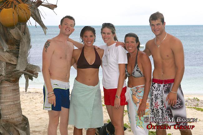 Thomas, Meagan, Olivia, Diane & Chad