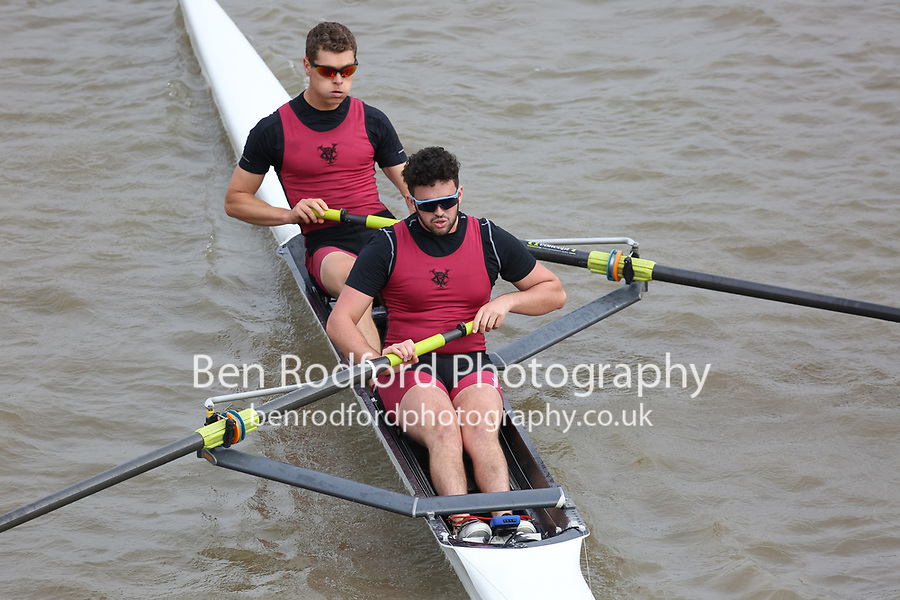Crew: 51   VRC-ROLL    Vesta Rowing Club    Op 2- Inter <br /> <br /> Pairs Head 2017<br /> <br /> To purchase this photo, or to see pricing information for Prints and Downloads, click the blue 'Add to Cart' button at the top-right of the page.