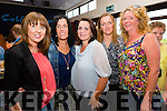 Enjoying the festivities at the Cable O'Learys Annual Summer Festival on Sunday were l-r; Rose Guiney, Suzan Goggin, Geraldine Hynes-Fitzpatrick, Carmel O'Sullivan & Síle O'Connell.