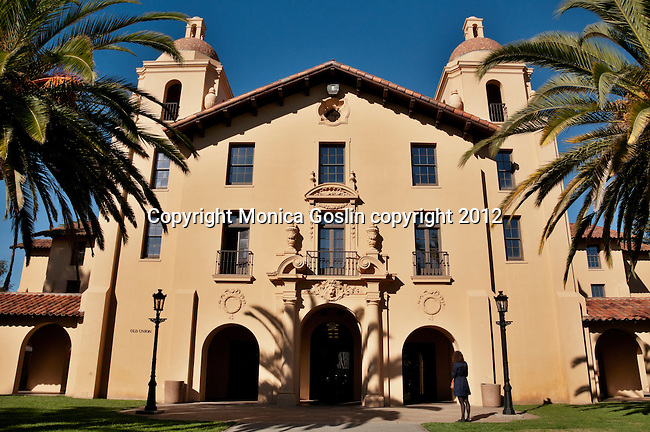 Stanford University outside of San Francisco, California
