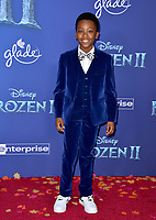 "LOS ANGELES, USA. November 08, 2019: Ramon Reed at the world premiere for Disney's ""Frozen 2"" at the Dolby Theatre.<br /> Picture: Paul Smith/Featureflash"