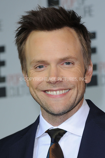 WWW.ACEPIXS.COM . . . . . .April 22, 2013...New York City....Joel McHale attends the E! 2013 Upfront at The Grand Ballroom at Manhattan Center on April 22, 2013in New York City.....Please byline: KRISTIN CALLAHAN - WWW.ACEPIXS.COM.. . . . . . ..Ace Pictures, Inc: ..tel: (212) 243 8787 or (646) 769 0430..e-mail: info@acepixs.com..web: http://www.acepixs.com .