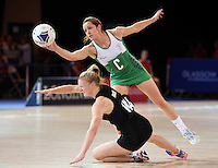 Silver Ferns v Northern Ireland 270714