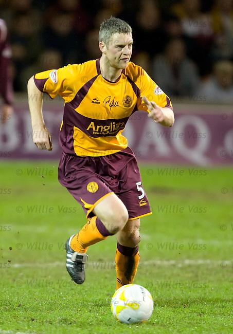 Stephen Craigan, Motherwell