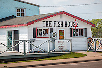 The Fish House in Bayfield Wisconsin.