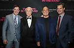 Brian Hutchison, Peter White, Laurence Luckinbell and Tuc Wakins attends the 'The Boys In The Band' 50th Anniversary Celebration at The Second Floor NYC on May 30, 2018 in New York City.