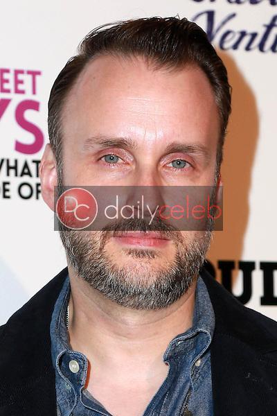"Stephen Kijak<br /> at the Backstreet Boys ""Show 'Em What You're Made Of"" Premiere, Arclight, Hollywood, CA 01-29-15<br /> David Edwards/DailyCeleb.com 818-249-4998"