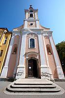 Convent church - Tapolca, Balaton, Hungary