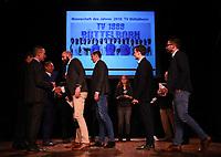 Gross-Gerau 15.03.2019: Sportlergala des Kreis Groß-Gerau<br /> Handballer des TV Büttelborn werden für den Oberliga-Aufstieg als Mannschaft des Jahres ausgezeichnet<br /> Foto: Vollformat/Marc Schüler, Schäfergasse 5, 65428 R'eim, Fon 0151/11654988, Bankverbindung KSKGG BLZ. 50852553 , KTO. 16003352. Alle Honorare zzgl. 7% MwSt.