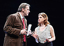 The Power of Yes by David Hare,directed by Angus Jackson.With Anthony Calf as The Author,Jemina Rooper as Masa Serdarevic.Opens at The Lyttleton Theatre at The Royal National Theatre on 6/10/09.CREDIT Geraint Lewis