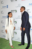 BURBANK, CA - OCTOBER 22: Will Smith, Jada Pinkett Smith attends the Environmental Media Association 26th Annual EMA Awards Presented By Toyota, Lexus And Calvert at Warner Bros. Studios on October 22, 2016 in Burbank, California (Credit: Parisa Afsahi/MediaPunch).