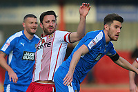 Chris Whelpdale of Stevenage during Stevenage vs Notts County, Sky Bet EFL League 2 Football at the Lamex Stadium on 11th November 2017