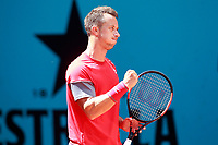 Philipp Kohlschreiber, Germany, during Madrid Open Tennis 2018 match. May 10, 2018.(ALTERPHOTOS/Acero) /NORTEPHOTOMEXICO