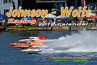 2012 Johnson-Wolfe Calendar