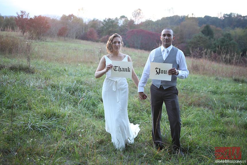 Love in the Hocking Hills<br /> #LayneandBriansWedding